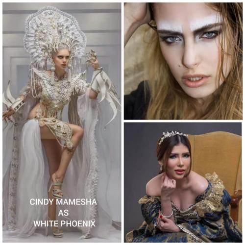 CINDY MAMESAH