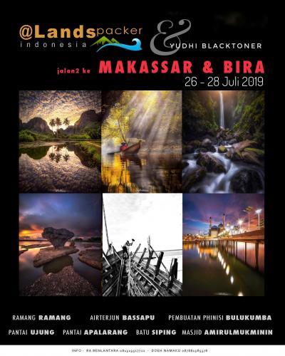 Flyer Landspacker Makassar